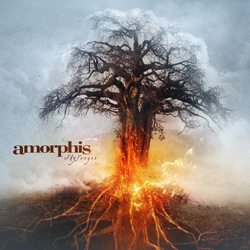 "Amorphis - ""Skyforger"" CD cover image - Click to read review"