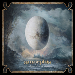 "Amorphis - ""The Beginning Of Times"" CD cover image - Click to read review"