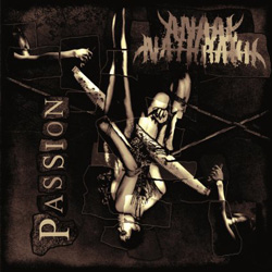 "Anaal Nathrakh - ""Passion"" CD cover image - Click to read review"