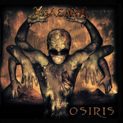 "Anaemia - ""Osiris"" CD cover image"