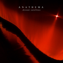 "Anathema - ""Distant Sattelites"" CD cover image - Click to read review"