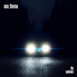 "Anathema - ""The Optimist"" CD cover image"