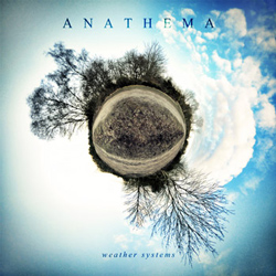 "Anathema - ""Weather Systems"" CD cover image"