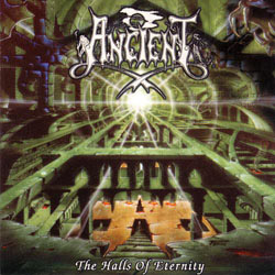 "Ancient - ""The Halls of Eternity"" CD cover image - Click to read review"