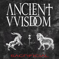 "Ancient VVisdom - ""Sacrificial"" CD cover image - Click to read review"