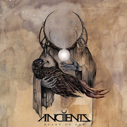 "Anciients - ""Heart of Oak"" CD cover image"