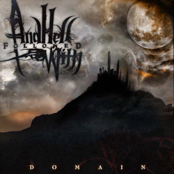 "And Hell Followed With - ""Domain"" CD cover image"