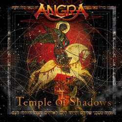 "Angra - ""Temple Of Shadows"" CD cover image - Click to read review"