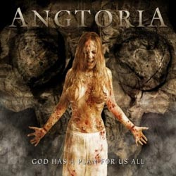 "Angtoria - ""God Has a Plan for Us All"" CD cover image"