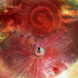 "Animals As Leaders - ""The Joy Of Motion"" CD cover image"