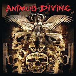 "Animus Divine - ""Sorrow"" CD cover image"