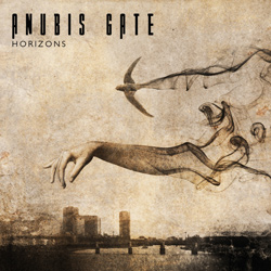 "Anubis Gate - ""Horizons"" CD cover image - Click to read review"