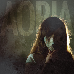 "Aoria - ""The Constant"" CD cover image - Click to read review"