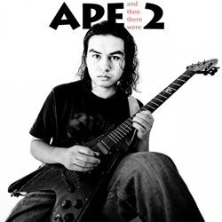 "Ape - ""And Then There Were 2"" CD/EP cover image - Click to read review"