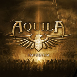 "Aquila - ""Imperium"" CD cover image - Click to read review"