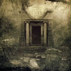 "Arcane Grail - ""Tribute to the Past"" CD/EP cover image - Click to read review"