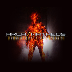 "Arch/Matheos - ""Sympathetic Resonance"" CD cover image"