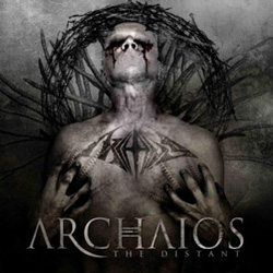 "Archaios - ""The Distant"" CD cover image"