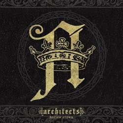 "Architects - ""Hollow Crown"" CD cover image"