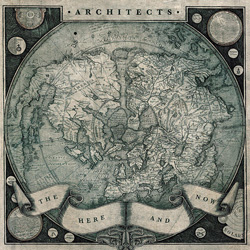"Architects - ""The Here and Now"" CD cover image"
