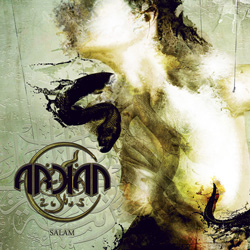 "Arkan - ""Salam"" CD cover image - Click to read review"