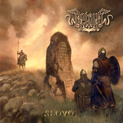 "Arkona - ""Slovo"" CD cover image - Click to read review"