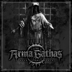 "Arma Gathas - ""Dead To This World"" CD cover image"