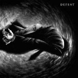 "Armed For Apocalypse - ""Defeat"" CD cover image"
