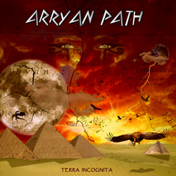 "Arryan Path - ""Terra Incognita"" CD cover image"
