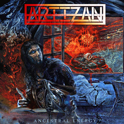 "Artizan - ""Ancestral Energy"" CD cover image - Click to read review"