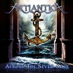 "Artlantica - ""Across The Seven Seas"" CD cover image - Click to read review"