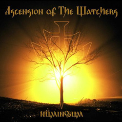 "Ascension Of The Watchers - ""Numinosum"" CD cover image"