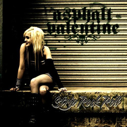 "Asphalt Valentine - ""Strip Rock Roll"" CD cover image"