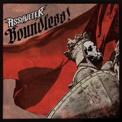 "Assaulter - ""Boundless"" CD cover image"