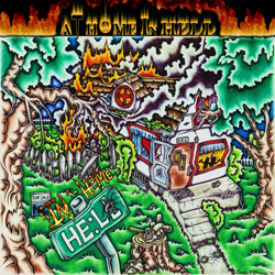 "At Home In Hell - ""In Home Hell"" CD cover image"