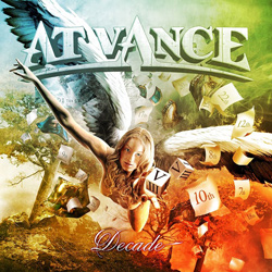 "At Vance - ""Decade"" 2-CD Set cover image - Click to read review"