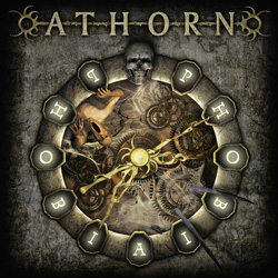 "Athorn - ""Phobia"" CD cover image - Click to read review"