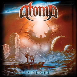 "Atoma - ""Skylight"" CD cover image - Click to read review"