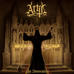 "Attic - ""The Invocation"" CD cover image"