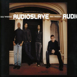 "Audioslave - ""Untitled Live EP"" CD/EP cover image - Click to read review"