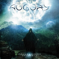 "Augury - ""Fragmentary Evidence"" CD cover image - Click to read review"
