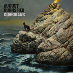"August Burns Red - ""Guardians"" CD cover image"