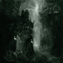 "Auroch - ""From Forgotten Worlds"" CD cover image - Click to read review"