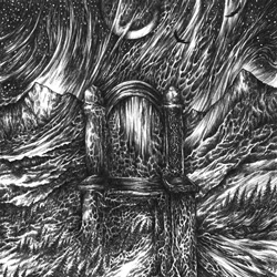 "Aurvandil - ""Thrones"" CD cover image"