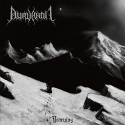 "Aurvandil - ""Yearning"" CD cover image"