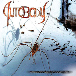 "Autobody - ""The Mean Length of Daylight"" CD cover image - Click to read review"