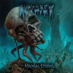 "Autopsy - ""Macabre Eternal"" CD cover image"