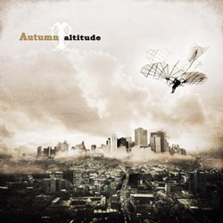 "Autumn - ""Altitude"" CD cover image"