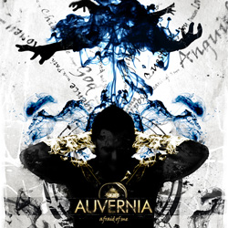 "Auvernia - ""Afraid of Me"" CD cover image - Click to read review"