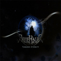 "Auvernia - ""Towards Eternity"" CD cover image"